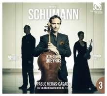 Robert Schumann (1810-1856): Sämtliche Konzerte & Klaviertrios Vol.3, 2 CDs