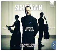 Robert Schumann (1810-1856): Sämtliche Konzerte & Klaviertrios Vol.2, CD