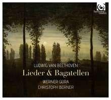 Ludwig van Beethoven (1770-1827): Lieder & Bagatellen, CD