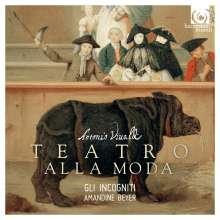 Antonio Vivaldi (1678-1741): Violinkonzerte RV 228,282,314,322,323,391, CD