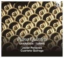 Enrique Granados (1867-1916): Klavierquintett g-moll, CD