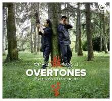 Overtones-Harmonische Jahreszeiten, CD