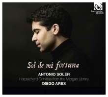 Antonio Soler (1729-1783): Cembalosonaten aus der Morgan Library New York, CD