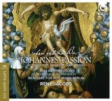 Johann Sebastian Bach (1685-1750): Johannes-Passion BWV 245, 2 SACDs