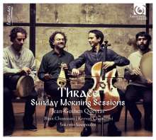 Thrace - Sunday Morning Sessions, CD