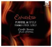 Manuel de Falla (1876-1946): 7 Canciones populares Espanolas, CD