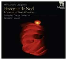 Marc-Antoine Charpentier (1643-1704): Pastorale über die Geburt Jesu Christi, CD