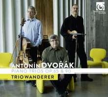 Antonin Dvorak (1841-1904): Klaviertrios Nr.3 & 4 (op. 65 & 90), CD