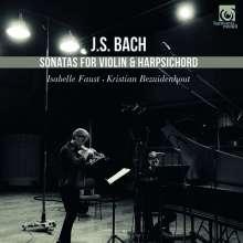 Johann Sebastian Bach (1685-1750): Sonaten für Violine & Cembalo BWV 1014-1019, 2 CDs