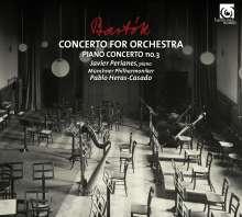 Bela Bartok (1881-1945): Klavierkonzert Nr.3, CD