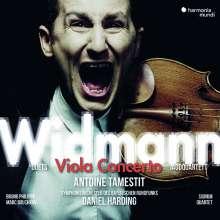 Jörg Widmann (geb. 1973): Violakonzert, CD