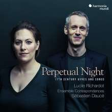 Perpetual Night - 17th Century Aires and Songs, CD