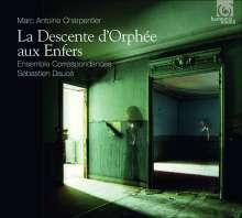 Marc-Antoine Charpentier (1643-1704): La Descente d'Orphee aux Enfers, CD