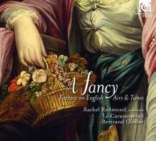 A Fancy - Fantasy on English Airs & Tunes, CD