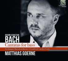 Johann Sebastian Bach (1685-1750): Kantaten BWV 56,82,158, CD