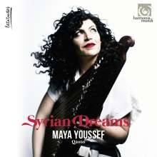 Maya Youssef: Syrian Dreams, CD