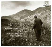 Hawniyaz, CD