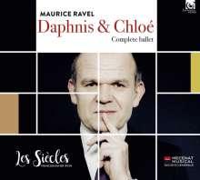 Maurice Ravel (1875-1937): Daphnis et Chloe (Ges.-Aufn.), CD
