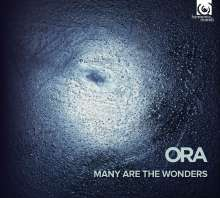 ORA - Many Are The Wonders, CD