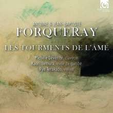 Antoine (1671-1745) & Jean-Baptiste-Antoine (1699-1782) Forqueray: Das (überlieferte) Gesamtwerk, 5 CDs