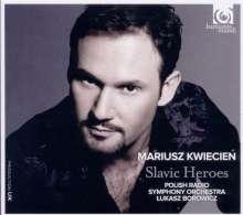 Mariusz Kwiecien - Slavic Heroes, CD