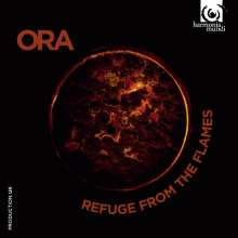 ORA - Refuge From The Flames, CD