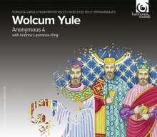 "Anonymous 4 - ""Wolcum Yule"" (Celtic & British Carols), CD"