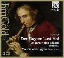 Jacob van Eyck (1590-1657): Der Fluyten Lust-Hof (Ausz.), 2 CDs