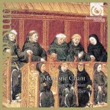 Monastic Chant - 12th & 13th Century European Sacred Music, 2 CDs