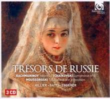 Tresors De Russie, 3 CDs