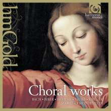 HM Gold-Box - Choral Works, 10 CDs