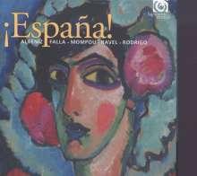 Espana, 5 CDs