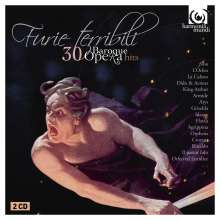 Furie terribili - 30 Baroque Opera Hits, 2 CDs