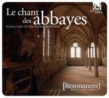 Les chant des abbayes, CD