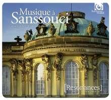 Resonances - Musique a Sanssouci, 2 CDs