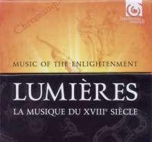 La Lumieres - Die Musik der Aufklärung, 30 CDs