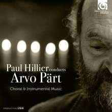 Arvo Pärt (geb. 1935): Paul Hillier conducts Arvo Pärt - Choral & Instrumental Music, 3 CDs