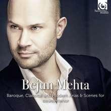 Bejun Mehta - Baroque, classical and modern Arias & Scenes for Countertenor, 3 CDs