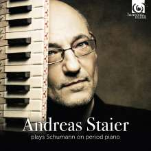 Andreas Staier plays Schumann on period Piano, 3 CDs