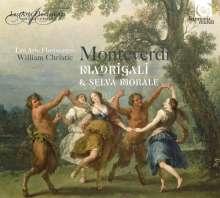 Claudio Monteverdi (1567-1643): Madrigali & Altri canti, 4 CDs