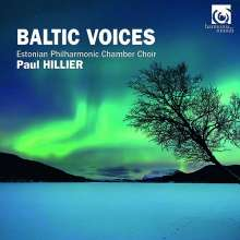 Baltic Voices I-III, 3 CDs
