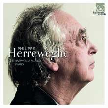 Philippe Herreweghe - The Harmonia Mundi Years, 30 CDs