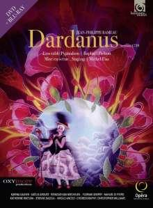 Jean Philippe Rameau (1683-1764): Dardanus (DVD und Blu-ray), 1 DVD und 1 Blu-ray Disc