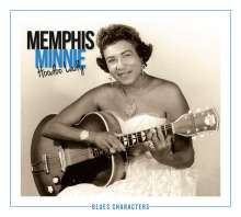 Memphis Minnie: Hoodoo Lady (Blues Characters), 2 CDs
