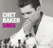 Chet Baker (1929-1988): Sings (Anniversary-Edition), 3 CDs