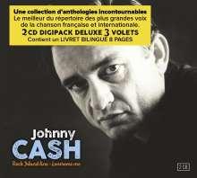 Johnny Cash: Rock Island Line & Drink To Me, 2 CDs