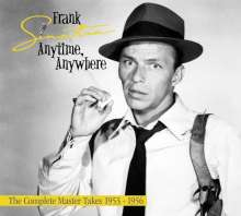 Frank Sinatra (1915-1998): Anytime, Anywhere (The Complete Master Takes 1953 - 1956), 5 CDs