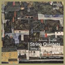 Antonin Dvorak (1841-1904): Streichquintett op.97, CD