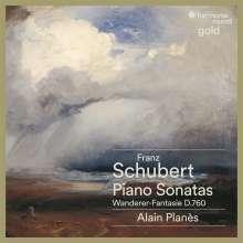 Franz Schubert (1797-1828): Klaviersonaten D.537,575,625,784,840, CD