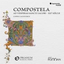 Compostela - Ad Vesperas Sancti Iacobi - 12. Jahrhundert, CD